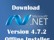 Download .Net Framework 4.7.2 Offline Installer