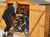 Garden Bike Storage