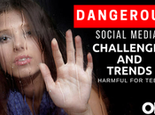 Dangerous Social Media Challenges Trends Harmful Teens
