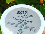 Skin Food Black Sugar Wash-Off Mask #maskmayhem2018 #maskmayhem Hosted @lemondropglow Today Thought Take Sheet Masking Exfoliator Mask. Love This Wash-off from Food, Grains s...