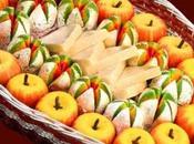 Taste Fruits Sweets Bengali