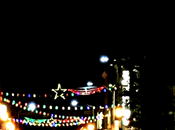 Moon Over Little Italy (Baltimore) Tiny Drops (Photography)