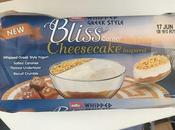 Today's Review: Müller Bliss Corner Salted Caramel Cheesecake