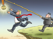 Great Orange Negotiator Failed Again