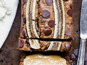 Chocolate Chip Vegan Banana Bread (Gluten Free Refined Sugar Free)