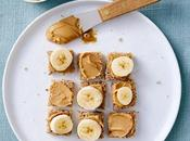 Butter Banana Stackers Easy, Healthy Toddler Meal!)
