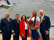 "Queen Latifah Been Named ""Godmother"" Carnival Cruise Ship"