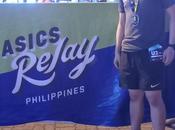 ASICS Relay Report Guest Runner/Blogger Kyle Marlo Herrera