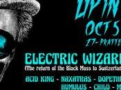 SMOKE 2018 ELECTRIC WIZARD MORE ACTS CONFIRMED Chance Your WEEKEND PASS!