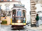 Welcome Lisbon!