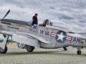 North American TF-51D Mustang