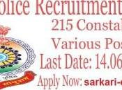 Police Recruitment 2018 Apply Online Chhattisgarh Constable Other Vacancies