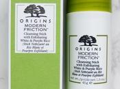 Review: Origins Modern Friction Cleansing Stick With Exfoliating White Purple Rice