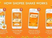 Shopee Launches Latest In-App Game, Shake, With Over Million Coins Given Away; Debut Game Less Than Seconds