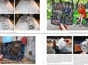Heine Interview Colored Pencil Magazine (USA)