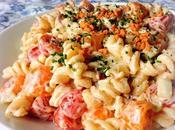 Tomato Bacon Pasta Twist Salad