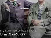 """Hornet Launches """"True Colors"""" Campaign Celebrating Evolution LGBTQ Experience from Past Present"""