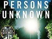 Talking About Persons Unknown Manon Susie Steiner with Chrissi Reads