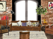 Mood Boards- Welcoming Relaxing Living Room- Part