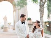 Gorgeous Chic Elegant Destination Wedding Italy