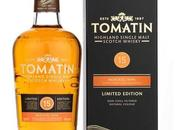Tomatin Launch Limited Edition Moscatel Finish Single Malt Whisky