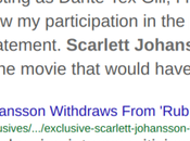 Scarlett Johansson Fallout: Tell Your Stories Producer Sees Profit