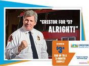 FREEBIE: Crestor Savings Card (US/CDN)