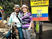 Where Real Equator Line Ecuador?
