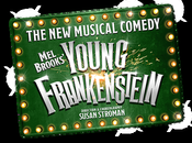 Young Frankenstein Musical (West End) Review