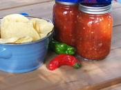 Salsa Recipe Canning
