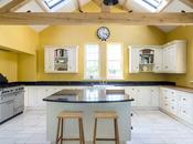 Create Family Kitchen with Minimal Space
