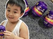 Cadbury Dairy Milk Lickables Harvey Tries