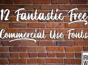 Fantastic Free Commercial Fonts