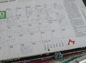 Annie's Calendars I've Often Been Asked Came About