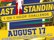 UAAP Season Holds Pre-season Event, 'The Last Standing' Mall Asia Press Release