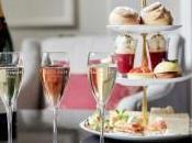 Enjoy Champagne Flight Afternoon Arch London #Luxury #Travel #Afternoontea #boutiquehotels