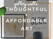Affordable Thoughtful Gallery Walls IGTV Tutorial