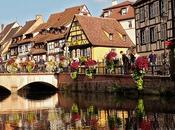Visiting Colourful Town Colmar, Little Venice France