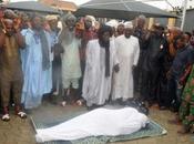 State NURTW Boss, Fele Buried Amid Tears Ibadan (Photo)