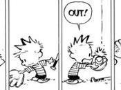 Calvin Retires Himself