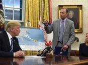 Trump's Very Bad, Chaotic, Hurricane Florence Address About Maria