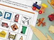 FREEBIE: Kids Printable Activities Road