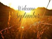 Welcome September Good Vibes