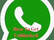 Unblocked WhatsApp Latest Version Someone Blocks 2018(Trick)