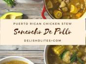 Sancocho Pollo (Puerto Rican Chicken Stew)