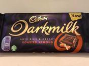 Today's Review: Cadbury Darkmilk Roasted Almond