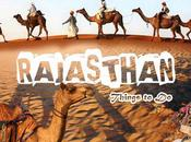 Amazing Things Rajasthan Vacation