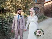 Bohemian Wedding Tuscany Linda Giuseppe