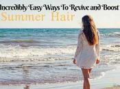 Incredibly Easy Ways Revive Boost Damaged Hair