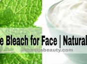 Best Homemade Bleach Face Natural Recipe